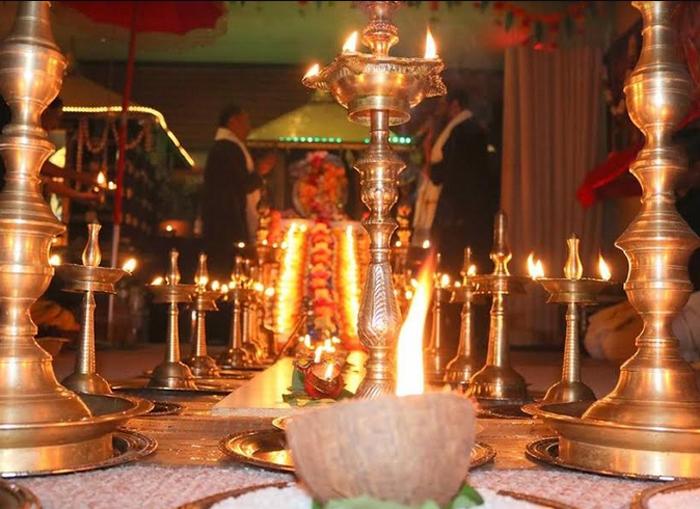 ഗീതാമണ്ഡലം മണ്ഡല-മകരവിളക്ക് മഹോത്സവത്തിന് പരിസമാപ്തി