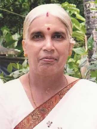 വിമല ശശികുമാര് (59) നിര്യാതയായി