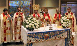 ലണ്ടനില് (കാനഡ) സേക്രഡ് ഹാര്ട്ട് ക്നാനായ മിഷന് ഉദ്ഘാടനം ചെയ്തു
