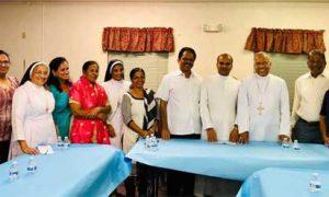 താമ്പാ സേക്രട്ട് ഹാര്ട്ട് ഇടവകയിലെ സെമിനാരി ഫണ്ട് ഉദ്ഘാടനം നടത്തപ്പെട്ടു