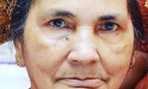 പി സി മാത്യവിന്റ ഭാര്യാ മാതാവ് ശോശാമ്മ തോമസ് (കുഞ്ഞൂഞ്ഞമ്മ) നിര്യാതയായി