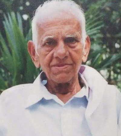കോര കുര്യാക്കോസ് (96) കോതമംഗലത്ത് നിര്യാതനായി