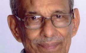 ജോണ് കുന്തറയുടെ പിതാവ് കെ.വി. ജോണ് (93) നിര്യാതനായി